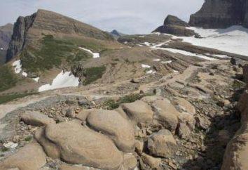 Co spowodowało powstawanie eolicznymi rzeźby? Proces formowania ulgę
