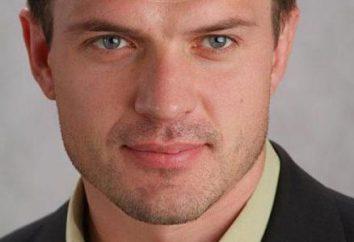 Actor Andrei Bilan: biografía, la actividad creativa y la familia