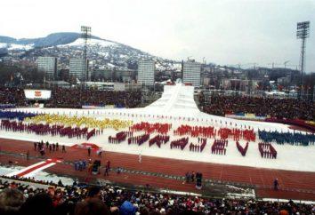 Jogos Olímpicos de Inverno de 1984. O boicote aos Jogos Olímpicos de 1984