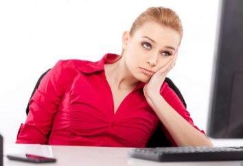 Wenn Langeweile zu überwinden, was zu tun ist? Seiten der Langeweile