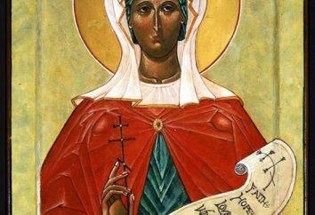 Patroni naszych świętych: Gdy nazwa dzień Daria?
