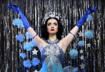 Burlesque show – to kobieca i delikatna zmysłowość