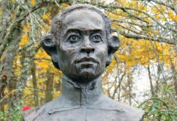 Ibrahim Hannibal: biografia, fatos interessantes, fotos