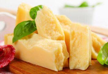 Parmezan: zawartość kalorii na 100 gramów
