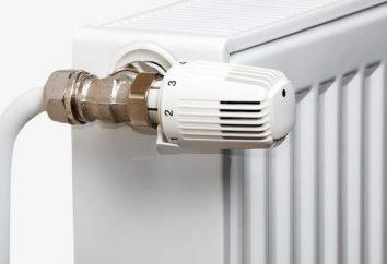 vannes thermostatiques: Description et principe de fonctionnement