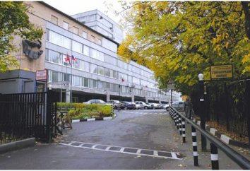 Institut de dentisterie à Vuchetich. Départements de MGMSU
