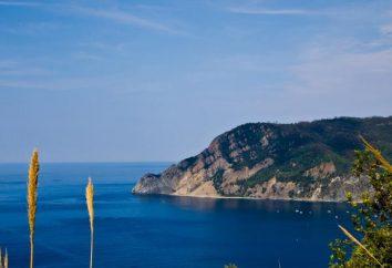 Morze Liguryjskie w przeglądach Włoszech i ciekawostki