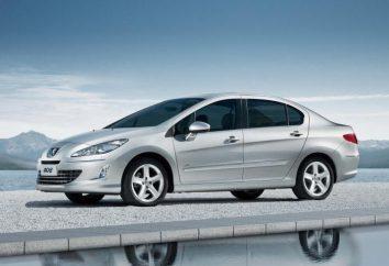 Sedan « Peugeot 408 »: spécifications techniques, du matériel, des critiques des propriétaires