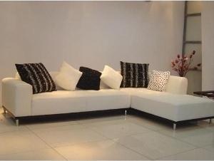 Sofá com colchão ortopédico – mobiliário confortável para uma casa aconchegante