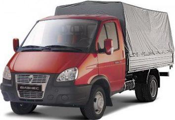 GAZ-3302 – niezawodny partner w biznesie