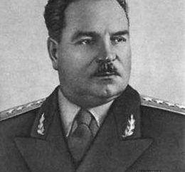 Generale Tyulenev: biografia e foto