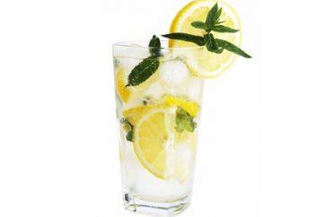 Receta agua Sassi – perder peso es fácil!
