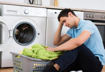 Lavatrice non viene effettuata: cause e rimedi Guasto