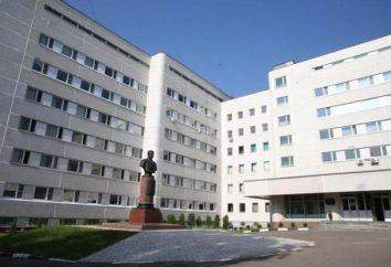 Route Hôpital clinique. Semashko à Lublin: Services, avis