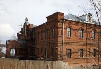 Mosteiro Salvador-Bethan, Sergiev Posad: história, foto, endereço, como obter