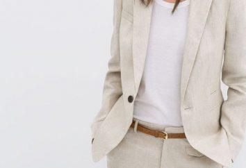 chaquetas de las mujeres clásicas: Descripción de modelos y estilos