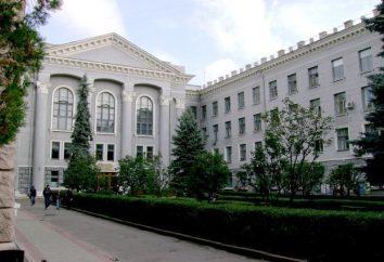 Charkowski Narodowy Uniwersytet Radio Electronics (KNURE): wydziały, specjalności, opinie, zdjęcia