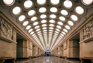 Lendas, fábulas e mistérios do Metro de Moscovo