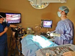 Coelioscopie – une … Laparoscopie en gynécologie