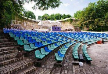 The Green Theatre (Kiev): descrição, história