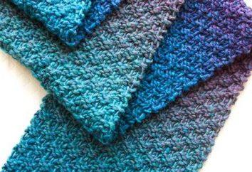 Comment tricoter une écharpe pour lui et ses hommes