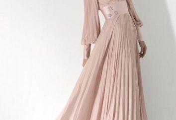 Robes longues, manches longues – la combinaison parfaite du style et de la grâce