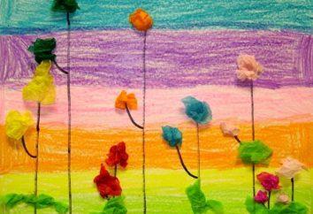 Apliques de servilletas y otras actividades creativas para niños