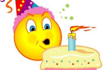 Como celebrar um aniversário em Inglês?