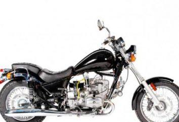 """Motocykl """"Ural Wilk"""": specyfikacje techniczne, zdjęcia"""