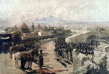 guerra russo-iraniana del 1826-1828:. descrizione delle cause, le conseguenze e fatti interessanti