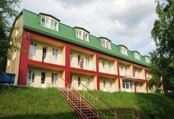 "Sanatorium ""Minatore"" in Prokopyevsk – Kuzbass stazione climatica"