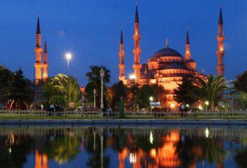 Istanbul nel mese di novembre. Vacanze e vacanze a Istanbul nel mese di novembre