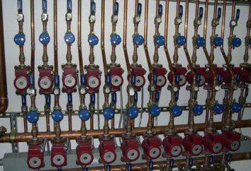 Installazione per pompa di circolazione riscaldamento. Pompa di selezione, installazione, le istruzioni