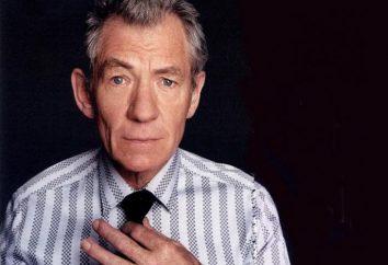 Ian McKellen (Ian McKellen): filmografía y vida personal del actor (photo)