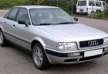 """""""Audi 80"""" – die technischen Merkmale des Autos, 30 Jahre in Folge gehen"""