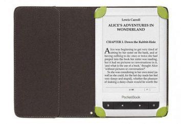 PocketBook 623 Touch 2: recenzje, przewodnik