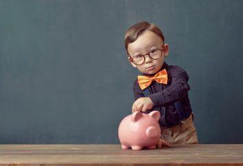 dla dziecka 11 lat pracy z pensją: potencjalne zyski i możliwości aktywności