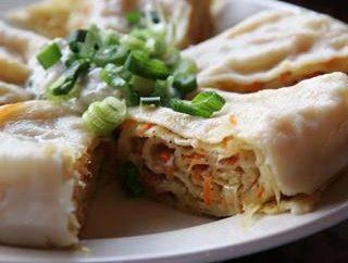 Interessante piatto uzbeko – Khanum. ricetta