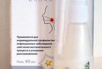 """""""Panavir"""" (spray): instrucciones de uso. """"Panavir"""" (spray): Precio"""