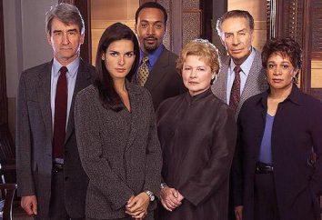 """serial """"Law & Order"""": aktorzy i role zdjęcia"""
