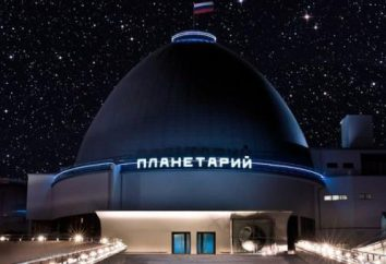 Moskau Planetarium auf Barricadnaya