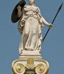Minerva – dea della sapienza e della guerra giusta