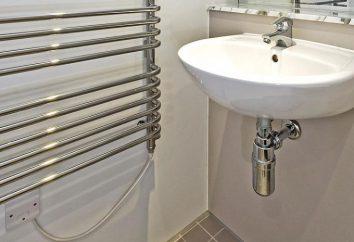 Essiccatoio d'asciugamano elettrico: recensioni. Come scegliere un elettrico scaldasalviette