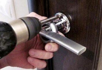 Riparazione delle serrature delle porte – il operativa e la pianificazione