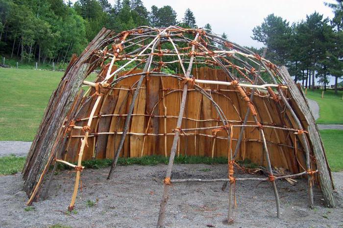 quel est le wigwam maison typique des tribus indiennes. Black Bedroom Furniture Sets. Home Design Ideas