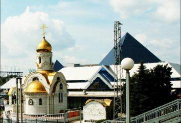 L'histoire de la ville Chelyabinsk. Jour de la ville de Tcheliabinsk. Armoiries de Tcheliabinsk