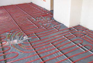 Cavo riscaldante per riscaldamento a pavimento: tipologie, caratteristiche, l'installazione e recensioni