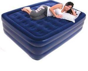 lit double gonflable – un endroit confortable pour dormir et se reposer