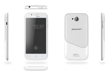 "Smartphone ""Lenovo A706"": charakterystyka, zdjęcia, opinie"