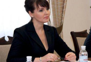 Nina Shtanski – l'ex ministro degli esteri della repubblica non riconosciuta